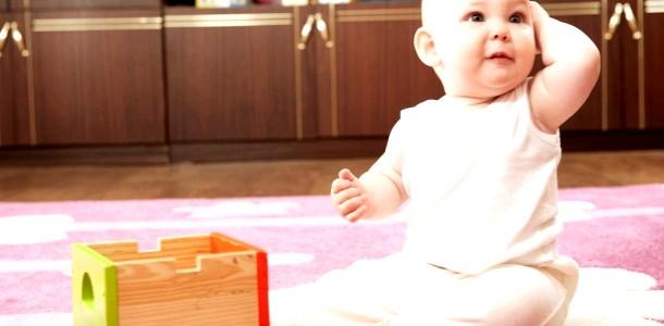 1-Я тиждень 7-го місяця життя дитини фото