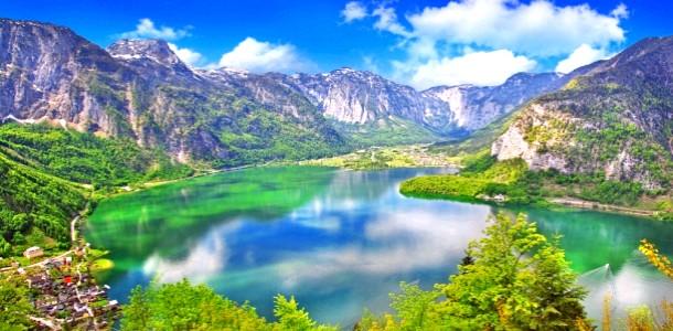 10 Екологічно чистих країн світу