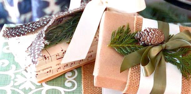 10 Креативних ідей упаковки новорічних подарунків (ФОТО)