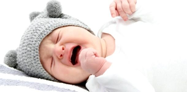 10 Причин, чому ваша дитина плаче фото