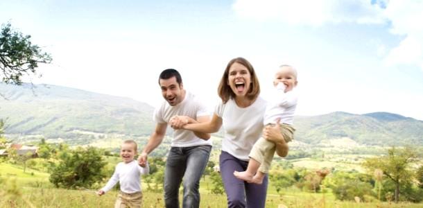 10 Причин стати батьками фото