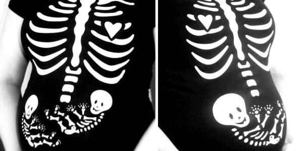 10 Дивних костюмів на Хеллоуїн для вагітних (ФОТО) фото