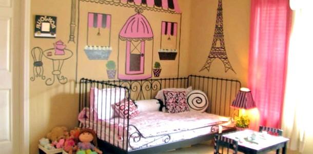 10 Варіантів затишної кімнати для дівчинки (ФОТО)