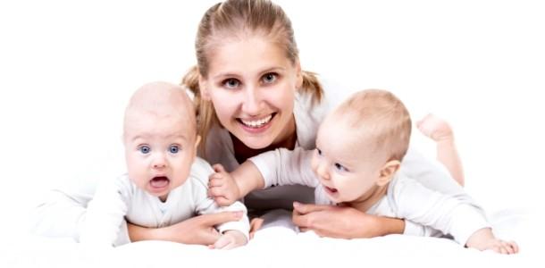 3 Ідеї для мами двійнят фото