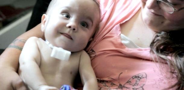 3D-серце врятувало малюка