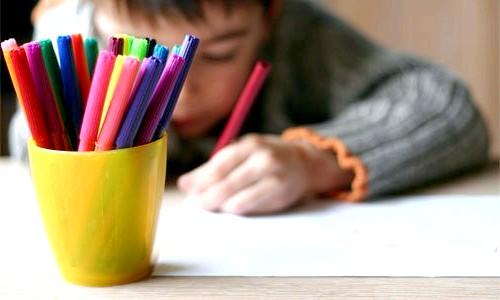 5 Цікавих способів «увічнити» мистецтво вашої дитини