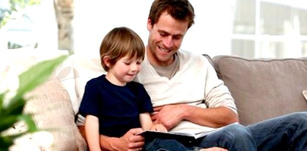 5 Книг, які кожен тато повинен дати прочитати своєму синові
