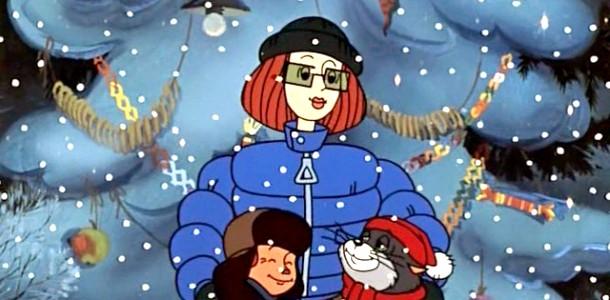 5 Кращих радянських мультфільмів про зиму і Новий рік (відео)