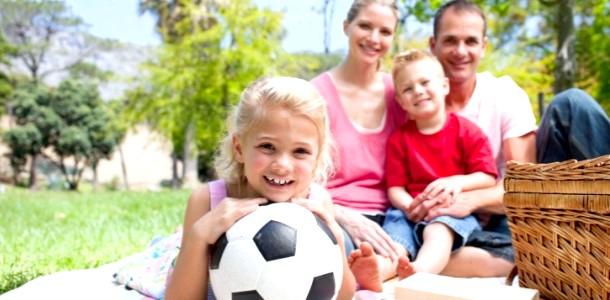 5 Оригінальних ідей для сімейних змагань
