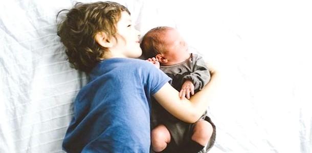 5 Причин, чому старші брати і сестри - це подарунок долі