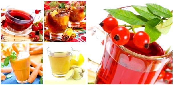 5 Простих рецептів корисних напоїв для дитини