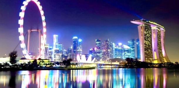 5 П'ять великих коліс огляду у світі (ФОТО)