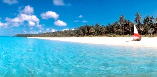 5 Найкрасивіших пляжів світу (ФОТО)