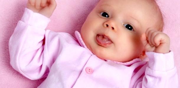 6-Я тиждень життя дитини