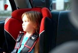 А коли в машині хитавиця ... Як допомогти дитині, якого закачує у транспорті