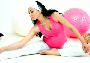 Аеробіка для вагітних