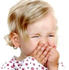 Алергія у дитини фото