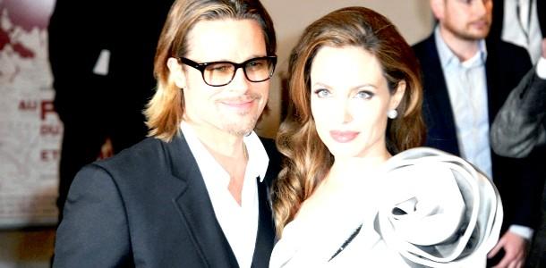 Анджеліна Джолі і Бред Пітт привезли дітей до Японії (ФОТО)