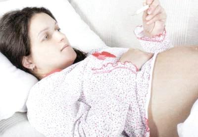 Ангіна при вагітності фото
