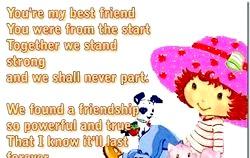 Англійські вірші про друзів. Poems about friendship
