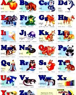 Англійська для дітей фото