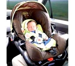 Автокрісло для новонароджених: правила вибору фото