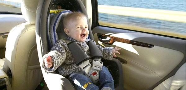 Автоняня: що таке kids-friendly таксі