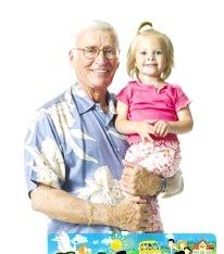 Бабусі й дідусі - найкращі няні
