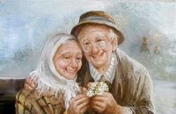 Бабусі й дідусі