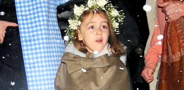 Baby Dior випустили весільну колекцію для онука князя Монако