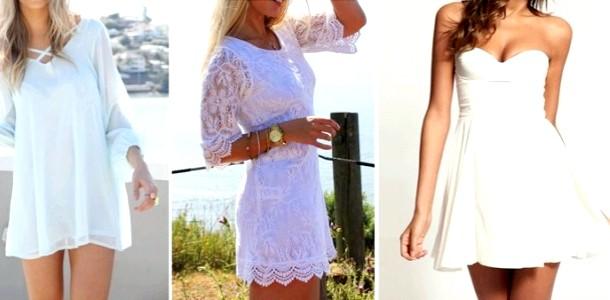 Білий колір в гардеробі: поради стиліста (відео)