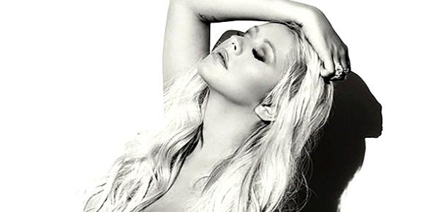 Вагітна Крістіна Агілера знялася оголеною для V Magazine (ФОТО) фото