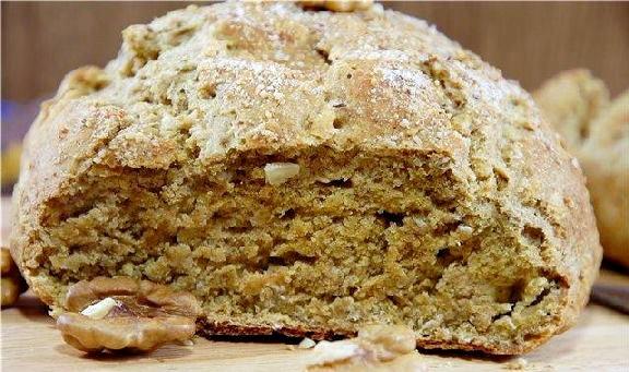 Бездріжджовий хліб