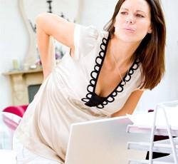Болі в крижах при вагітності