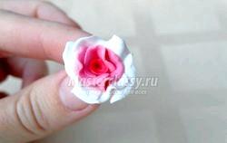 Браслет з полімерної глини «Букет троянд». Майстер клас з покроковими фото