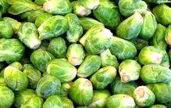 Брюссельська капуста. Вітаміни і користь