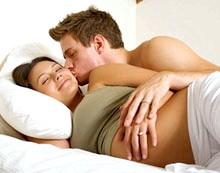 Бути чи не бути сексу під час вагітності?
