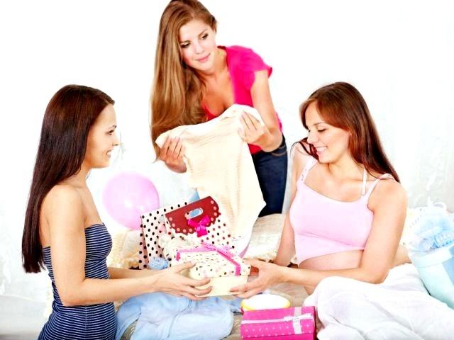 Що таке свято для вагітної - Baby shower?
