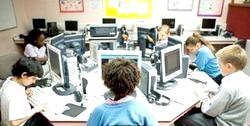 Computers at schools. Топіки англійською мовою. Комп'ютери в школі