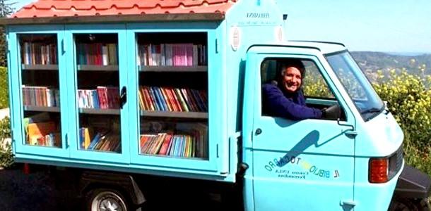 Cтранствующій дитячий бібліотекар (ФОТО)