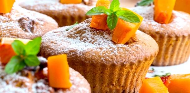 Десерти з гарбуза (відео) фото