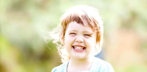 Діти кажуть: Сміятися треба з ніг до голови!