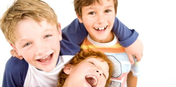 Діти кажуть: У придворних чоловіків сьогодні вихідний!