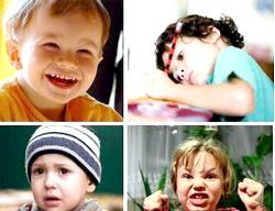 Діти та темпераменти