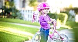 Діти та велосипед. Як вибрати?