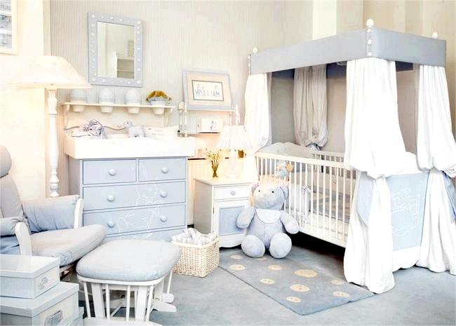 Дитяча кімната: фен-шуй ліжка дитини фото
