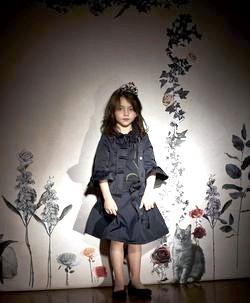 Дитяча мода для дівчаток 2014
