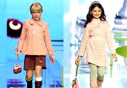 Дитяча мода осінь 2012