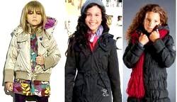 Дитяча мода осінь - зима 2010-2011