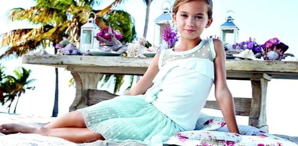 Дитяча мода: весна-літо 2014 фото
